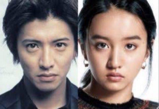 滝沢秀明の木村イジメが娘KOKIと共演で実行?素の身長で出演させるとは ...